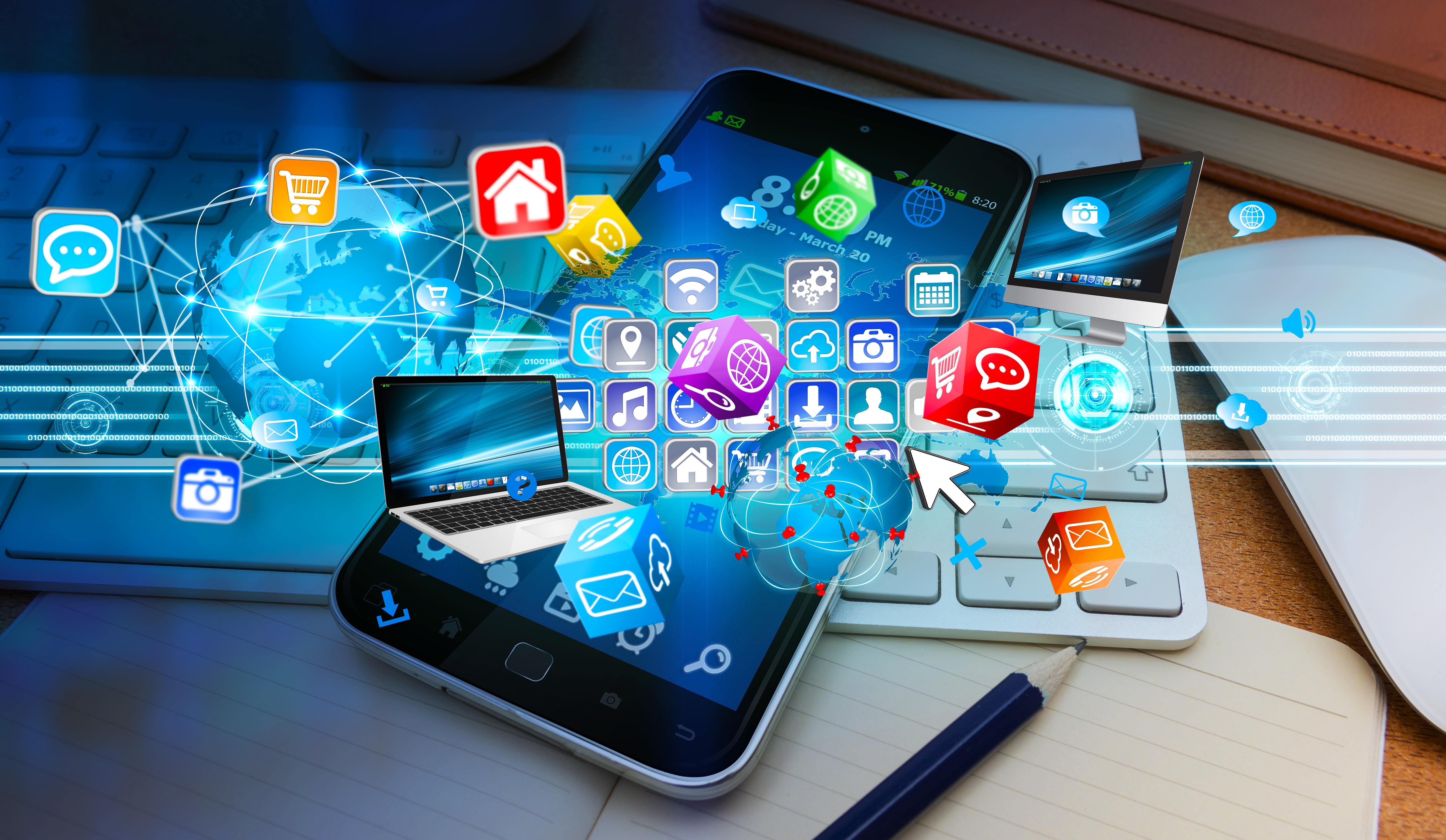 Learn How Mobile Tech Creates Need To Store Devices