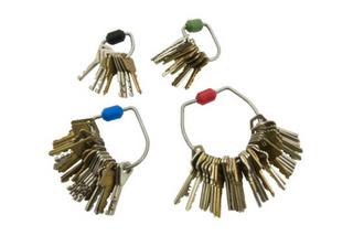 Protecting Physical Keys