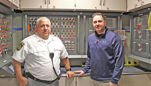Rockland-Armory-Lt.-John-Hickey-and-Sgt.-Keith-Price