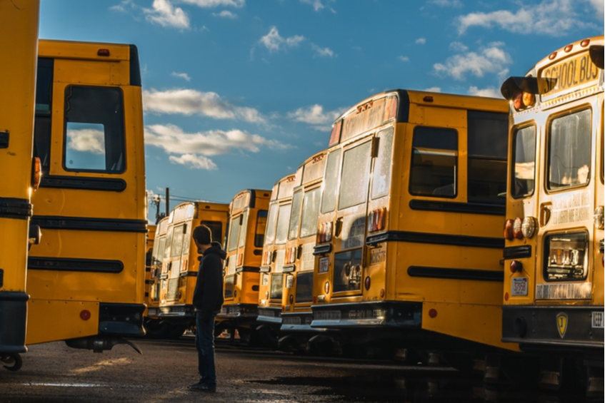 preventing theft of school buses-1