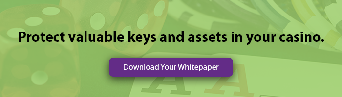 Protect valuable keys and assets in your casino.