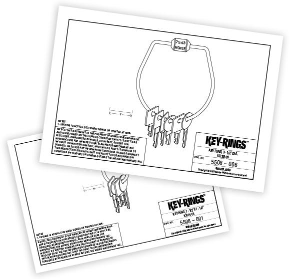 KeyRings-SpecSheets