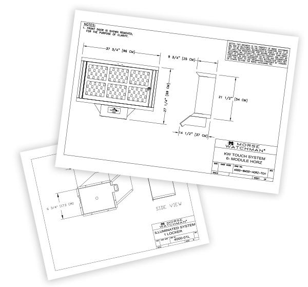 KeyWatcherTouch-SpecSheets
