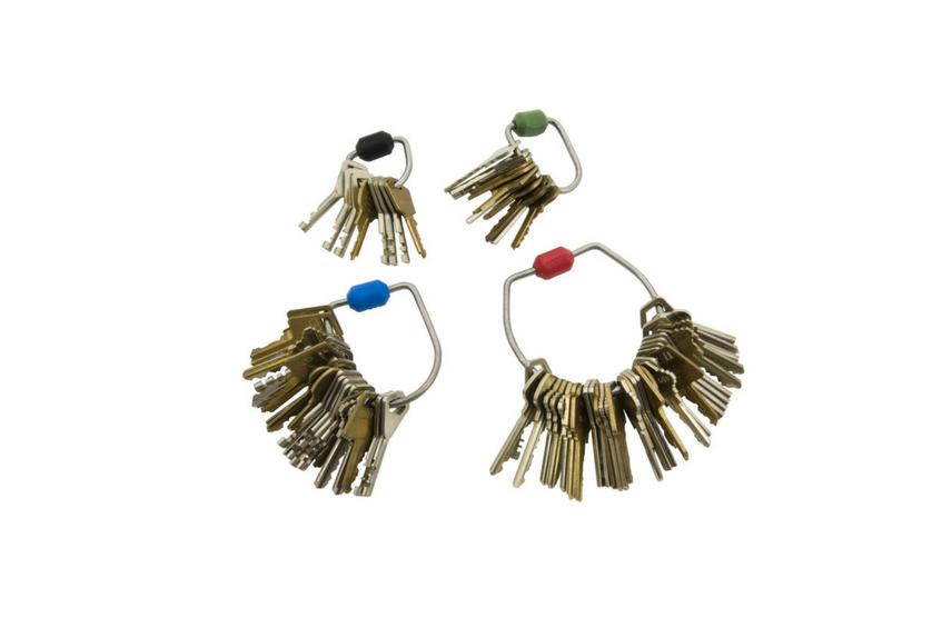 Key Rings - 1